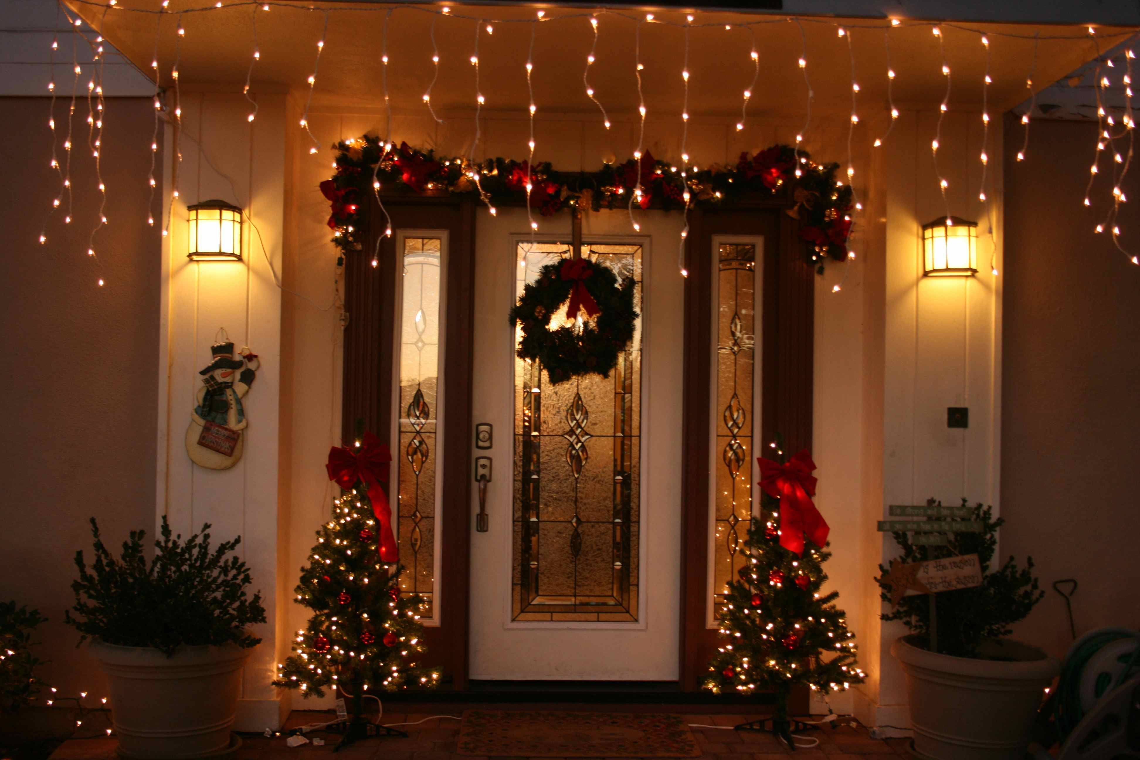 Indoor Lighted Christmas Signs