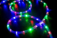 50 Multi Color Rgb Led Rope Light Home Outdoor Christmas throughout measurements 1000 X 1000