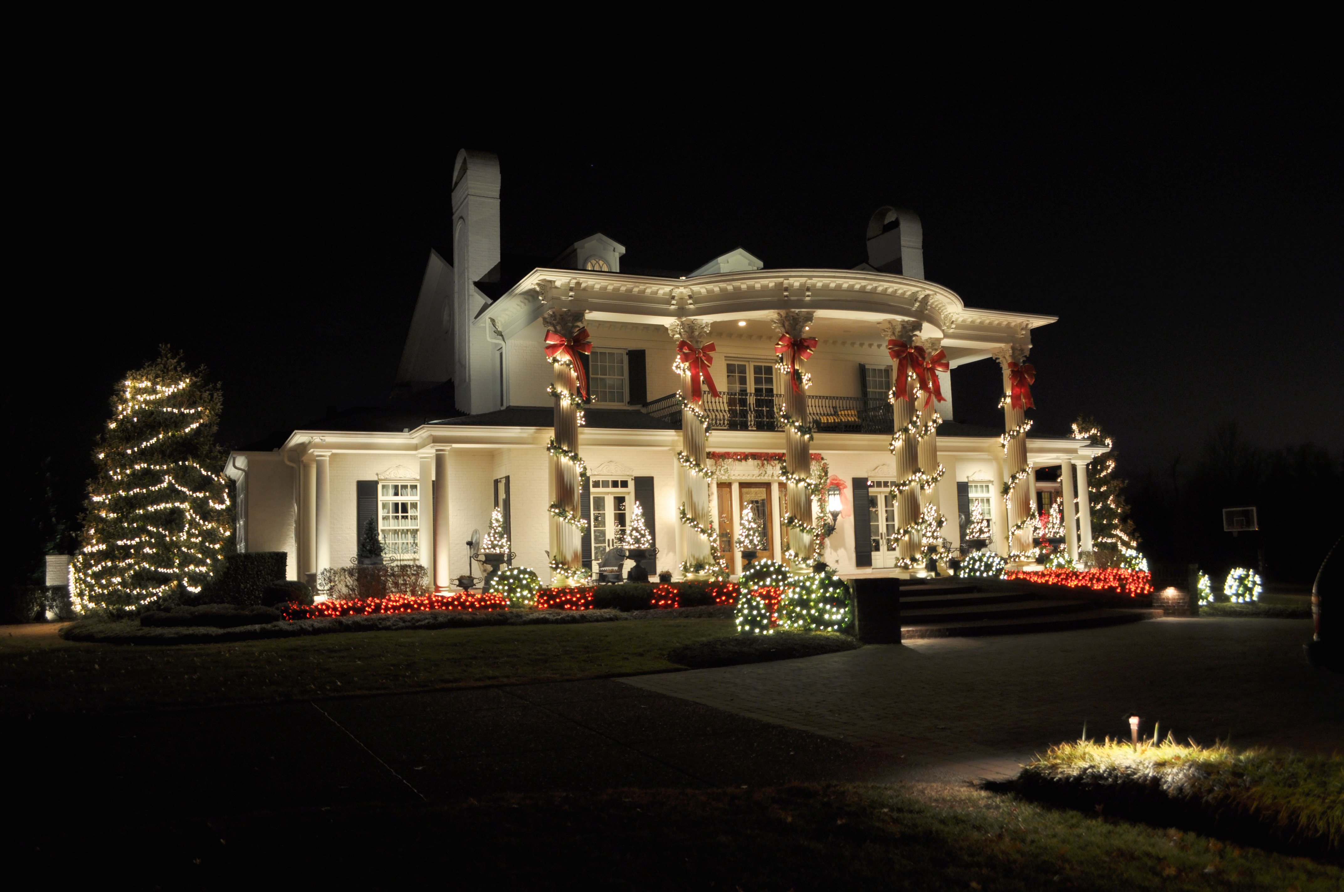 Storing C9 Christmas Lights