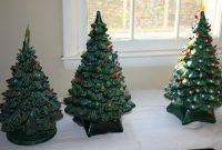 Heirloom Ceramic Christmas Tree Desecration Lets Face The Music intended for sizing 3866 X 2274