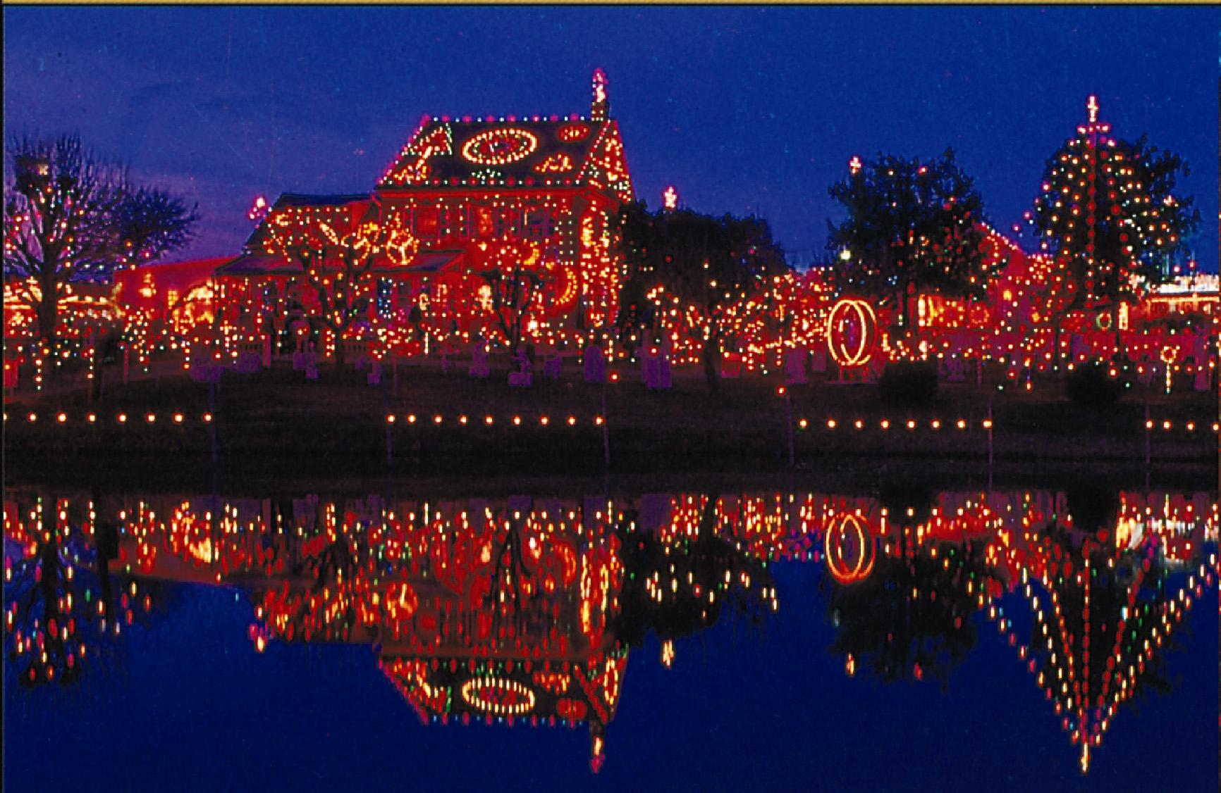 Christmas Lights In Pa.Drive Through Christmas Lights Bethlehem Pa Christmas
