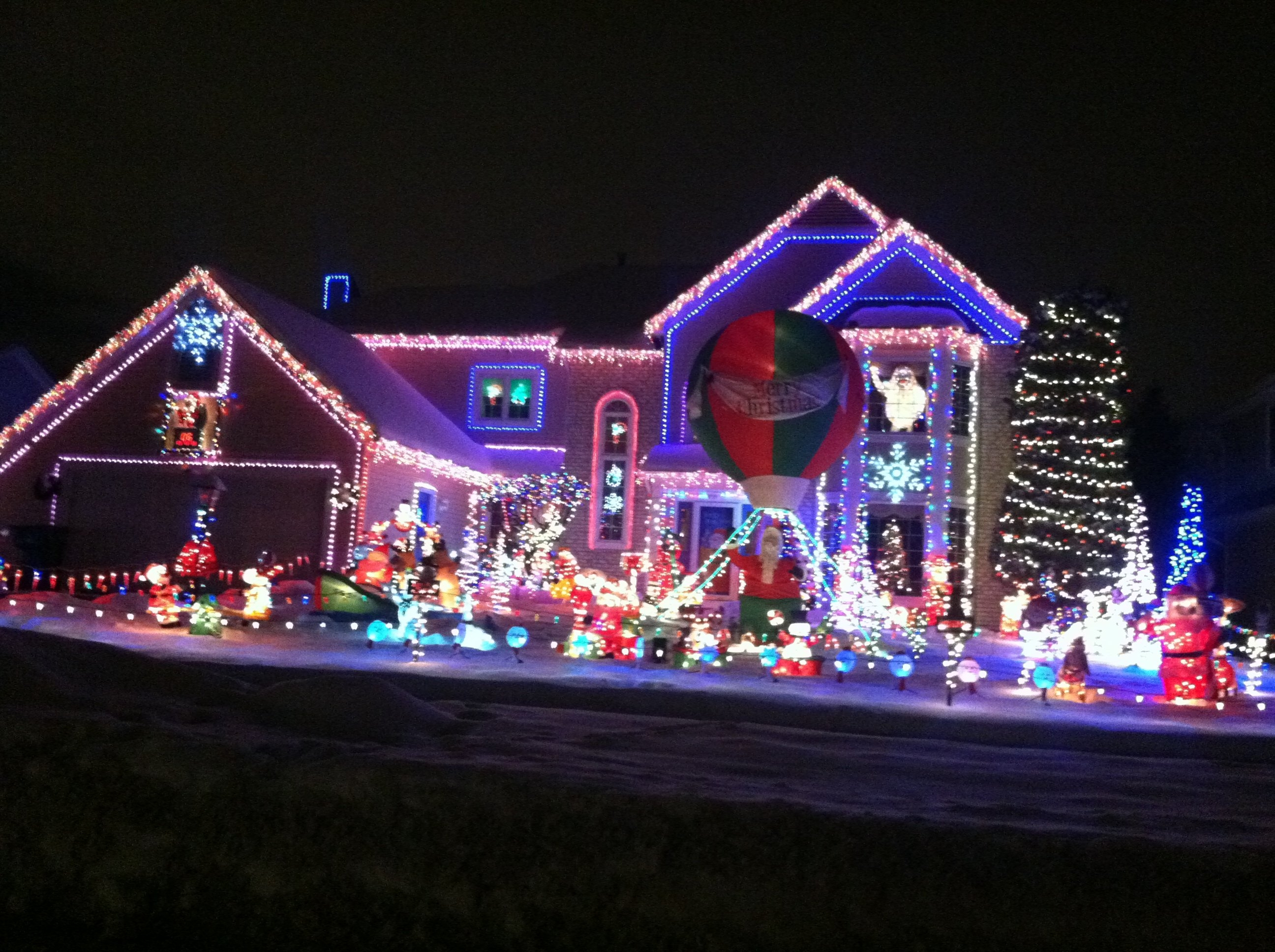 Local Christmas Lights Displays Christmas Site 2018 with regard to measurements 2592 X 1936