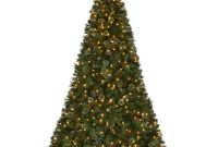 Martha Stewart Living 75 Ft Pre Lit Led Alexander Pine Artificial within measurements 1000 X 1000