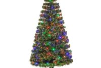 National Tree Company 6 Ft Fiber Optic Evergreen Artificial in sizing 1000 X 1000